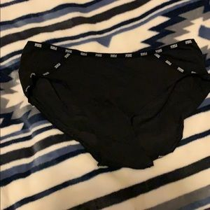 victoria's secret size medium blank panty